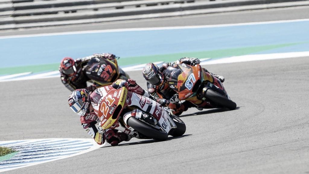 La lucha por el mundial continúa en Moto2