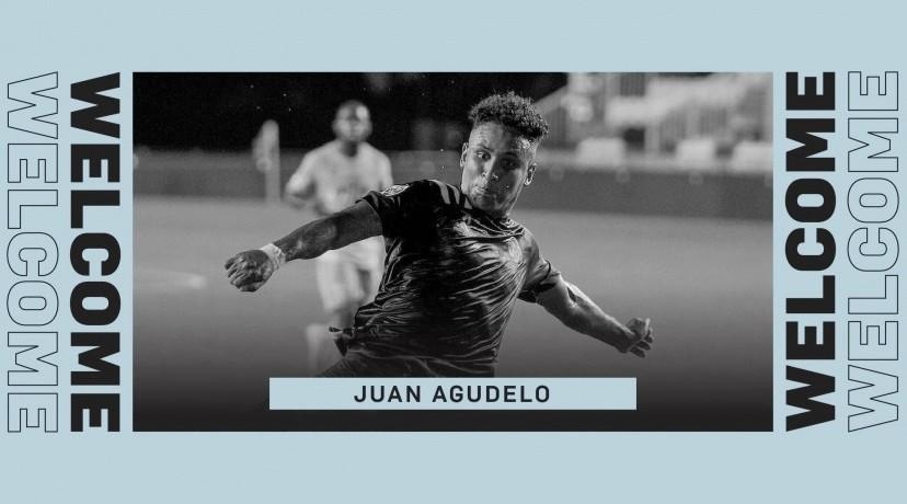 Juan Agudelo firma con Minnesota United FC