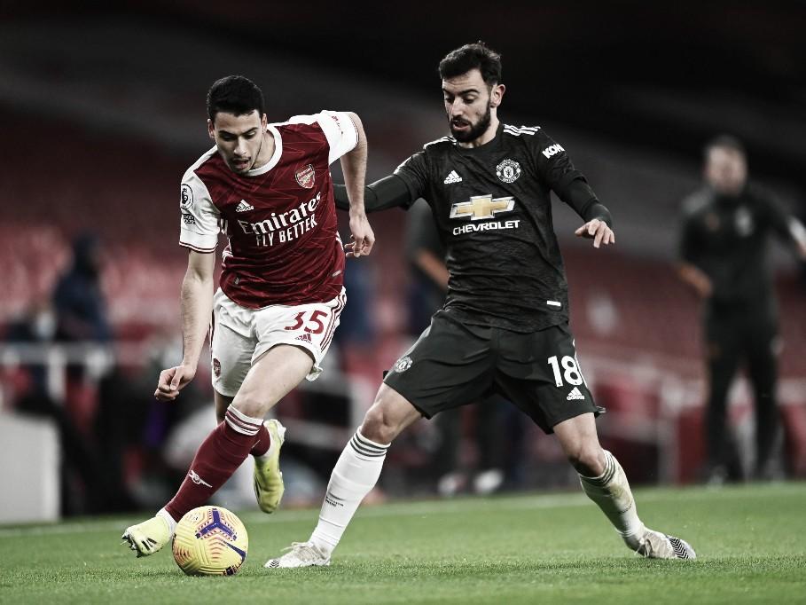 Arsenal y Manchester United quedaron en deuda