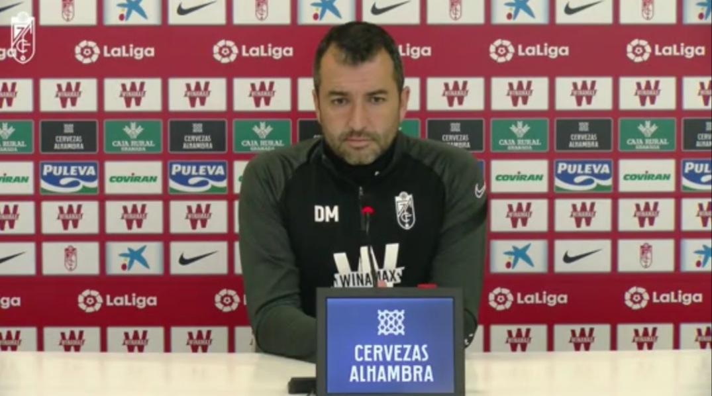 """Diego Martínez: """"Mi foco está en sacar el máximo rendimiento al equipo"""""""