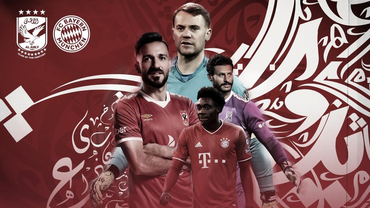 Previa Al-Ahly vs Bayern Múnich: camino al sextete