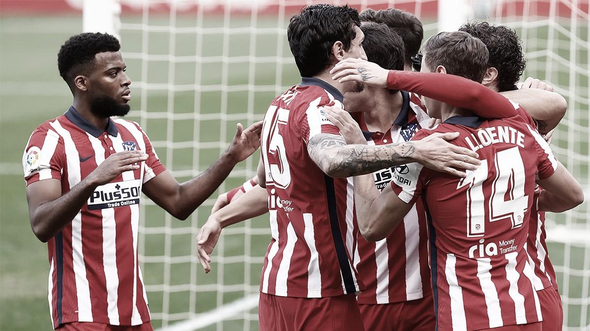 Alta tensión en el Atlético por los nuevos positivos de Covid-19