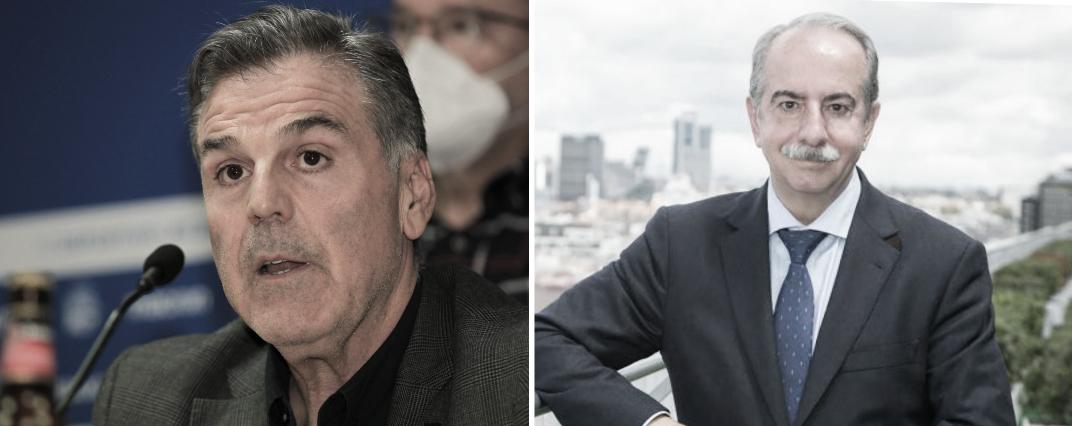 Sale Fernando Vidal, entra Antonio Couceiro