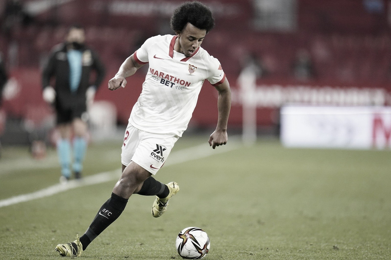 Jules Koundé condena al FC Barcelona: de central a delantero