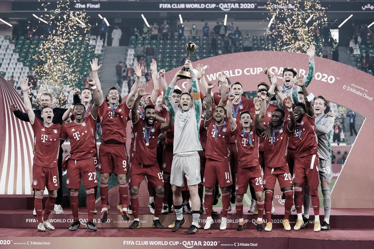 El Bayern Múnich se coronó campeón del Mundial de Clubes y consiguió el sextete