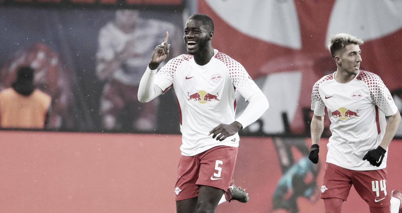 Dayot Upamecano, nuevo jugador del Bayern Múnich