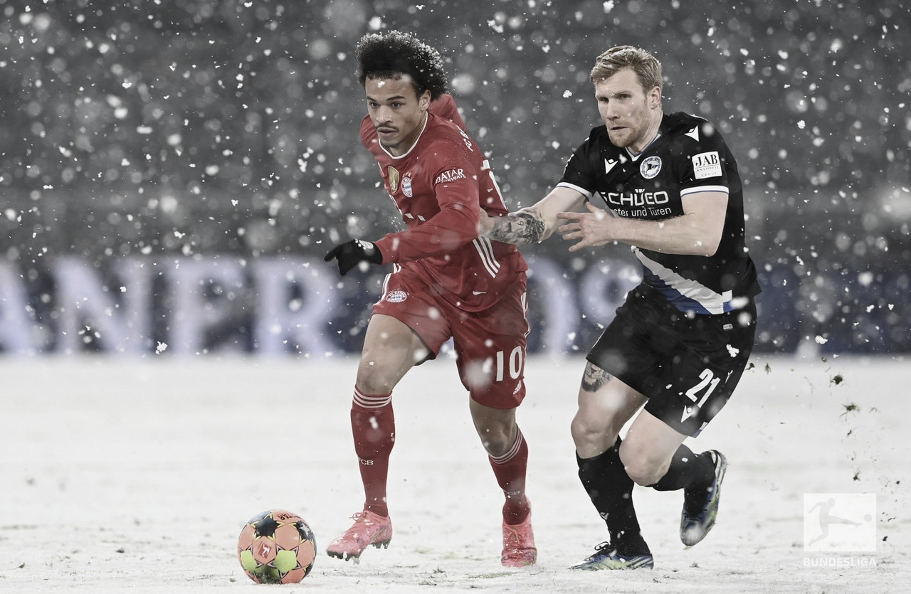 Empate amargo para el Arminia en el Allianz Arena