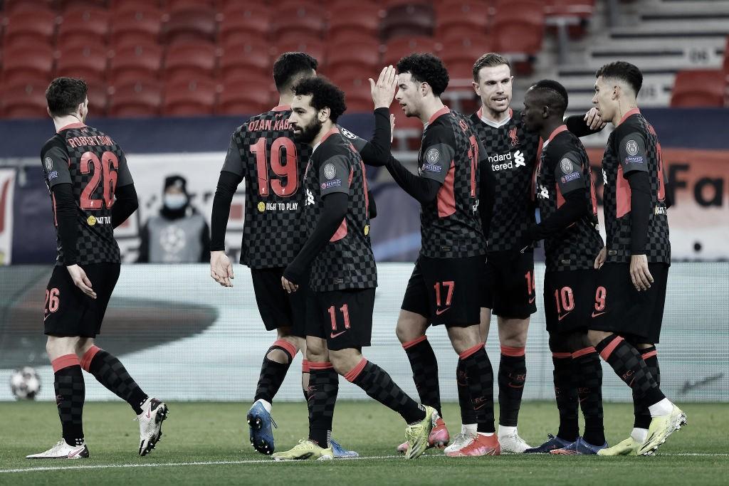 Un gran Liverpool consiguió levantar cabeza y sentenció a un deslucido Leipzig