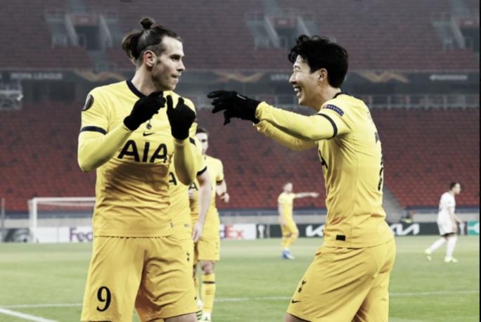 Lucas Moura marca, Tottenham goleia e complica Wolfsburg na Liga da Europa