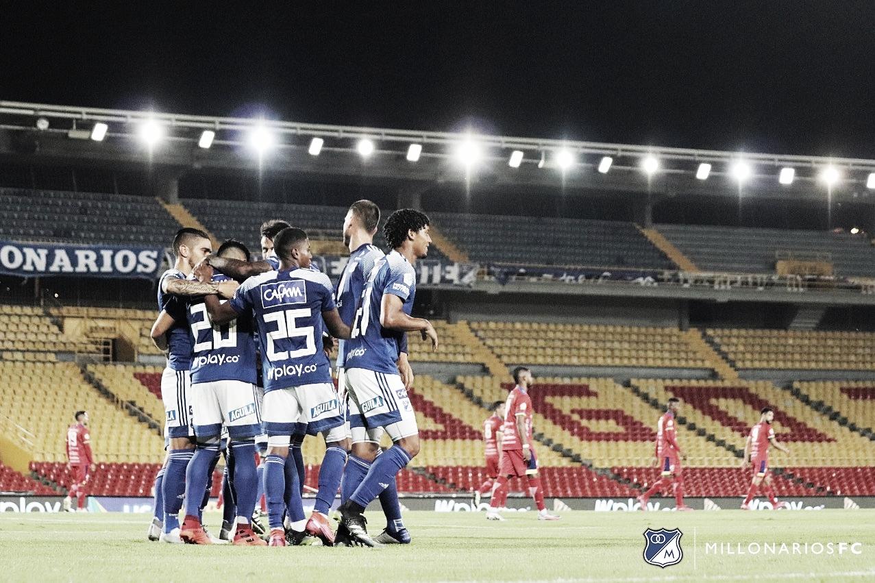 """Alberto Gamero: """"A medida que pasan los partidos el equipo hace cosas importantes"""""""