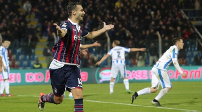Crotone: le ultime in vista del match contro la Juventus