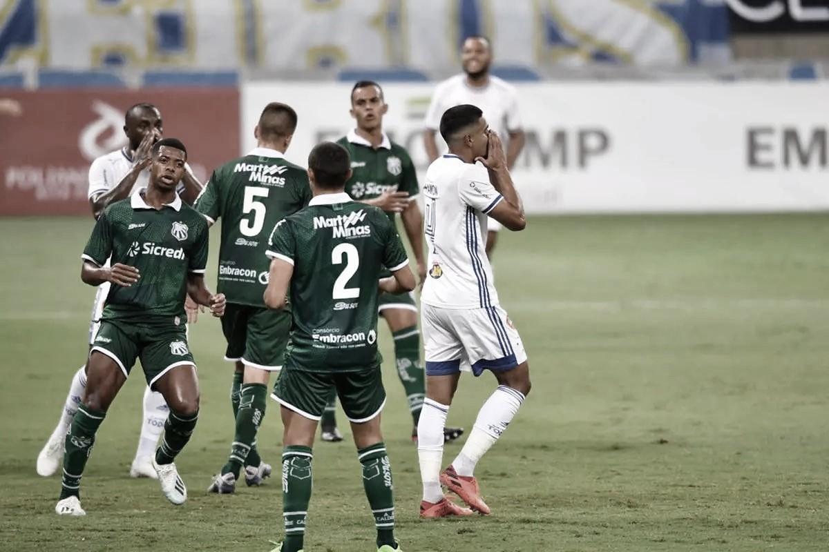 Histórico! Caldense vence Cruzeiro no Mineirão após 26 anos