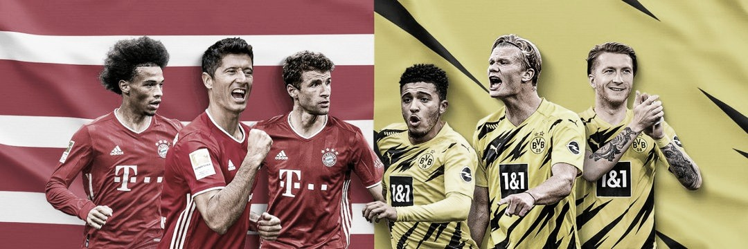 Previa Bayern Múnich vs Borussia Dortmund: DER KLASSIKER