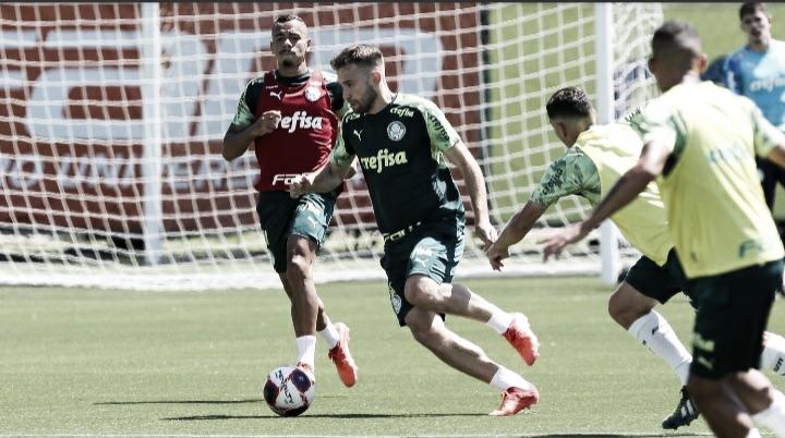 Palmeiras e São Caetano se enfrentam em jogo atrasado do Paulistão