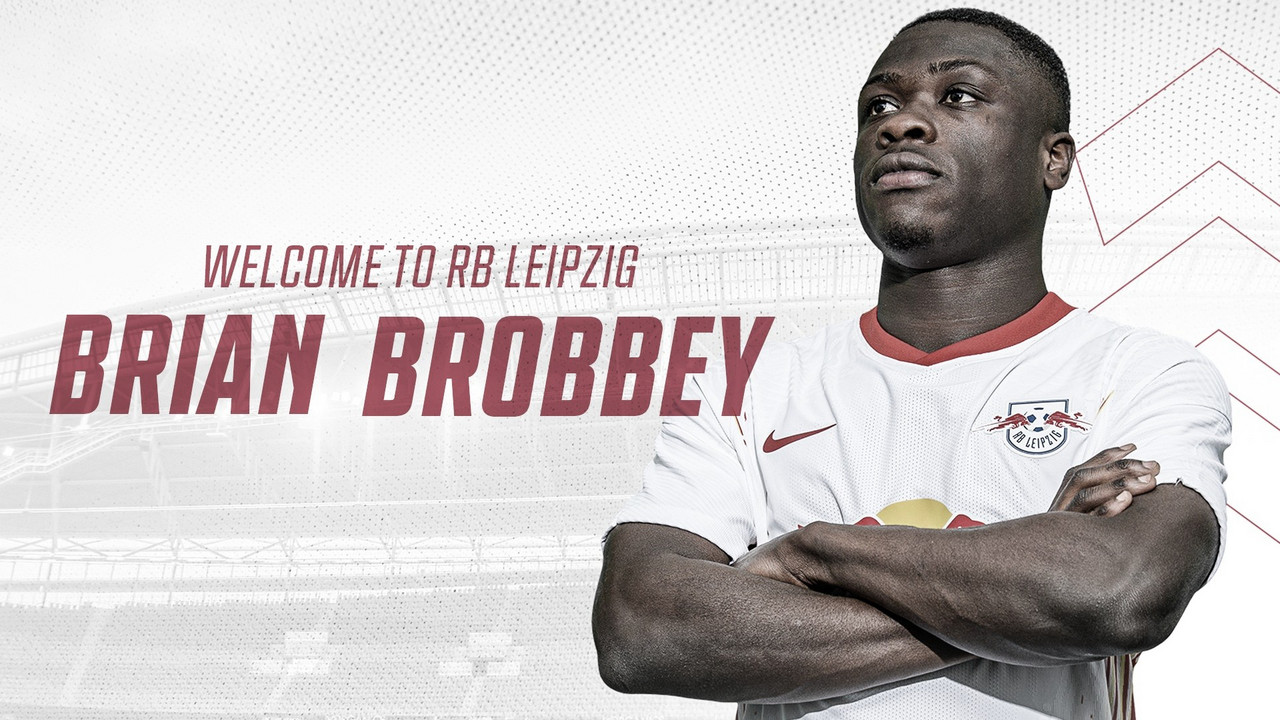 Oficial: Brian Brobbey, nuevo jugador del RB Leipzig