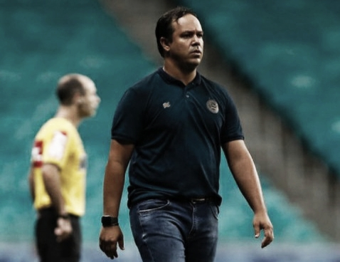 """Dado Cavalcanti comenta goleada e fala do Ba-Vi: """"Jogos que podem aumentar a confiança"""""""