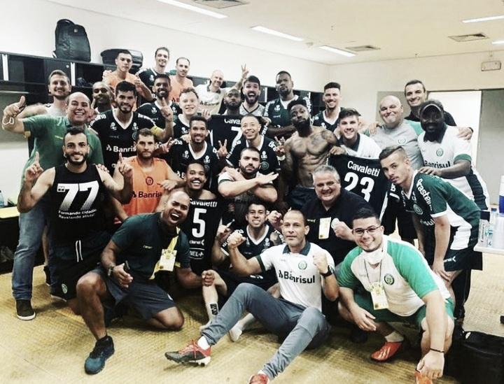 Faz o pix, CBF! Ypiranga-RS arranca empate contra Penarol-AM e se classifica na Copa do Brasil
