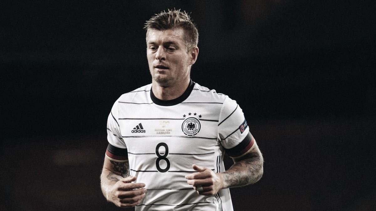 Kroos abandona la concentración con Alemania