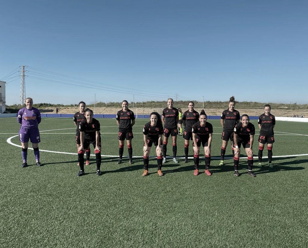La Real se lleva los tres puntos de Huelva (1-2)