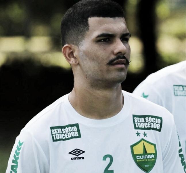 Promessa ex-Sport, Victor Kawã ganha minutos após chegar ao Cuiabá