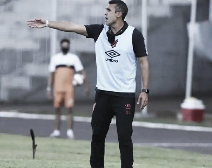 Bruno Lazaroni atribui derrota para FC Cascavel ao tempo de inatividade Athletico