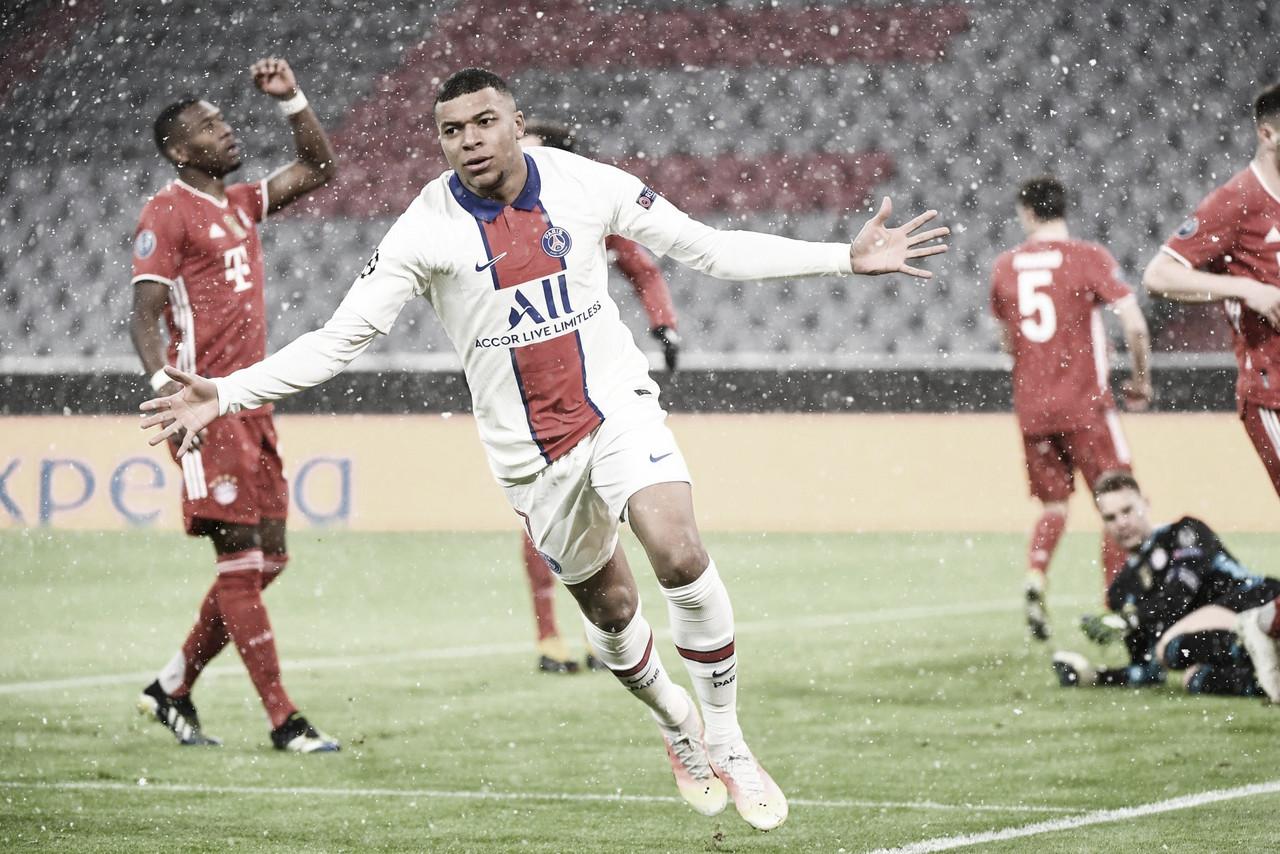Tormenta francesa en el Allianz Arena
