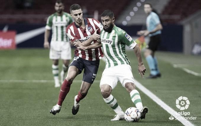 Previa Real Betis vs Atlético de Madrid: a defender el liderato