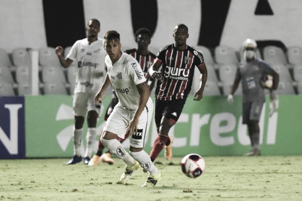 Na volta do Paulistão, reservas do Santos ficam no empate com Botafogo-SP