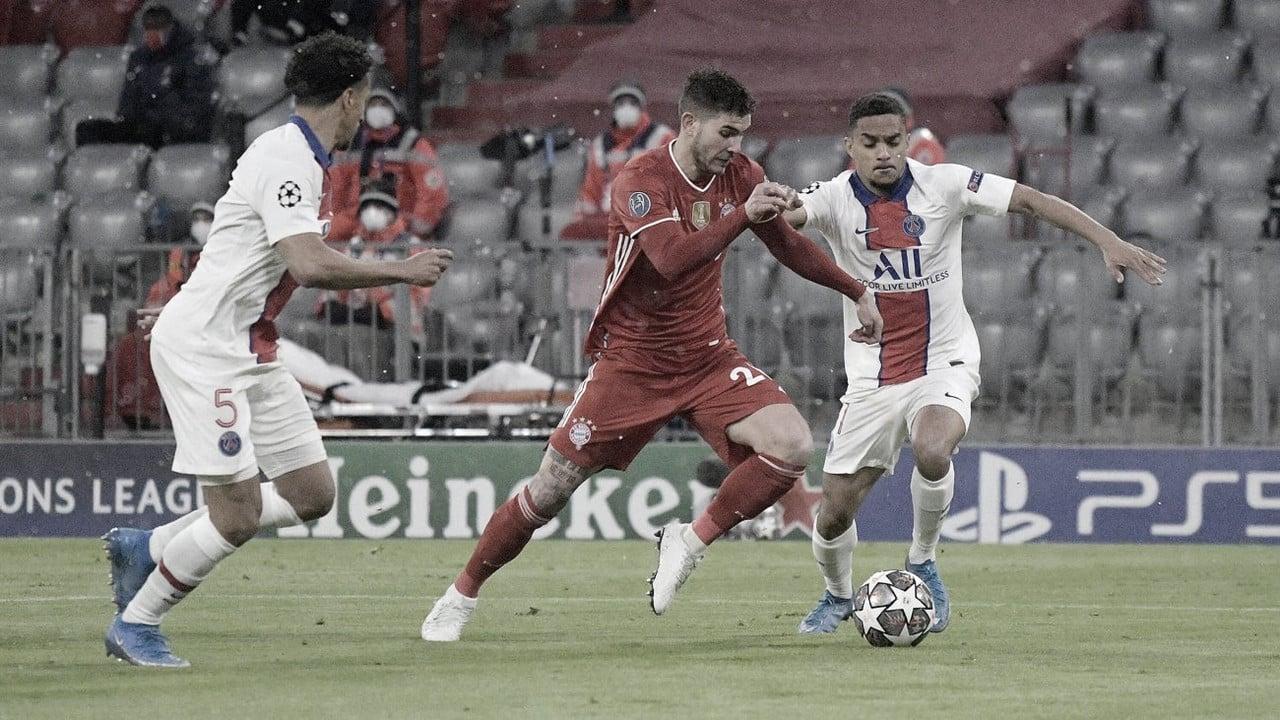 Previa Paris Saint Germain vs Bayern Múnich: camino a la remontada