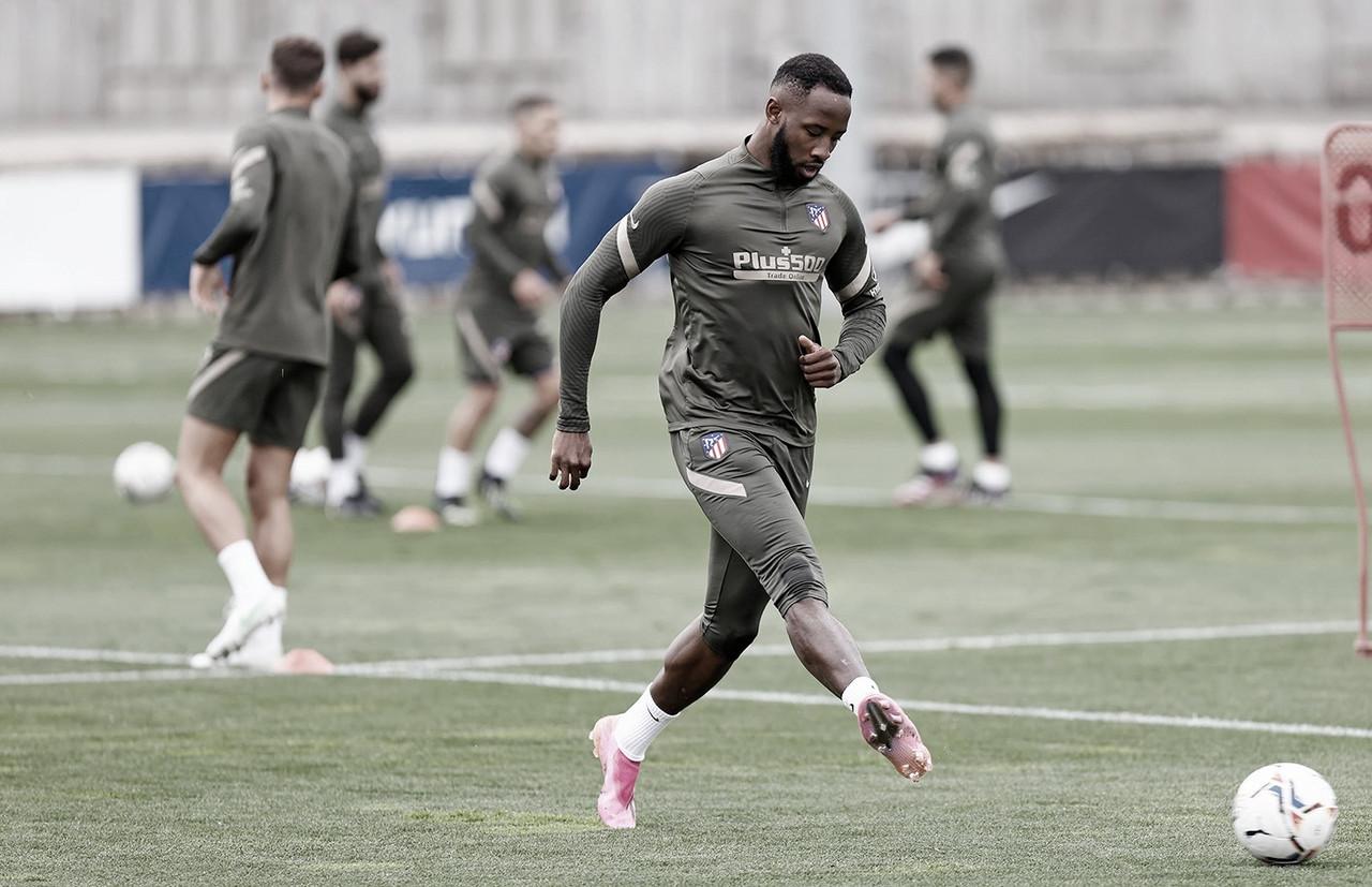 El desafío de Moussa Dembélé