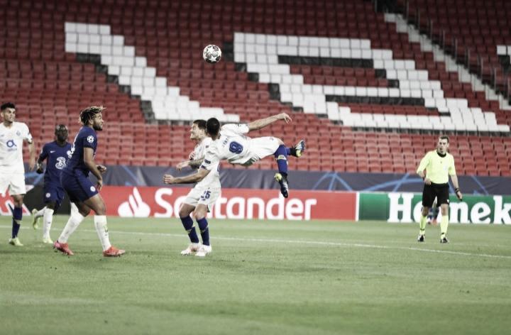 Taremi marca golaço, mas Chelsea elimina Porto e avança às semifinais