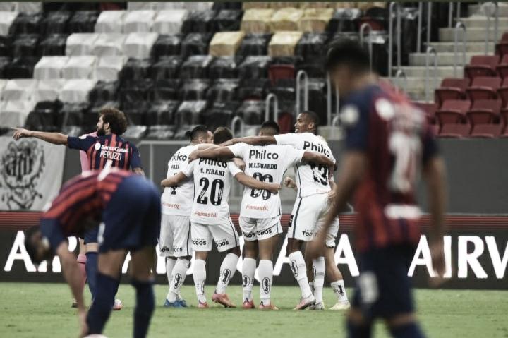 Presente de aniversário adiantado: Santos empata com San Lorenzo e se classifica para fase de grupos da Libertadores