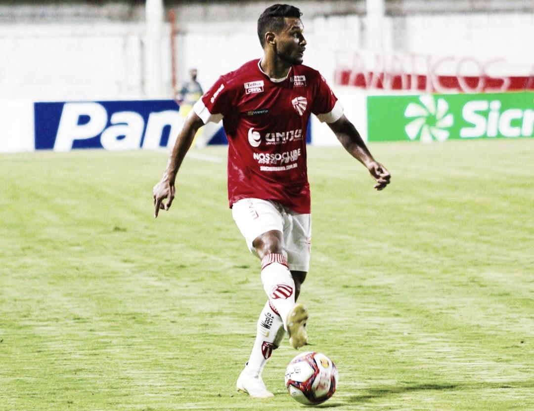 #EntrevistaVAVEL: voltando de lesão, Mizael é um dos reforços do São Luiz para a reta final do Gauchão