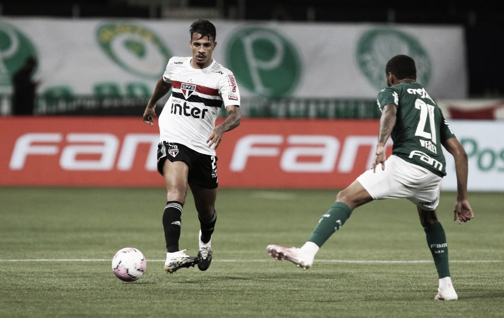 Palmeiras em baixa, São Paulo em alta: primeiro Choque-Rei da temporada tem rivais em momentos distintos