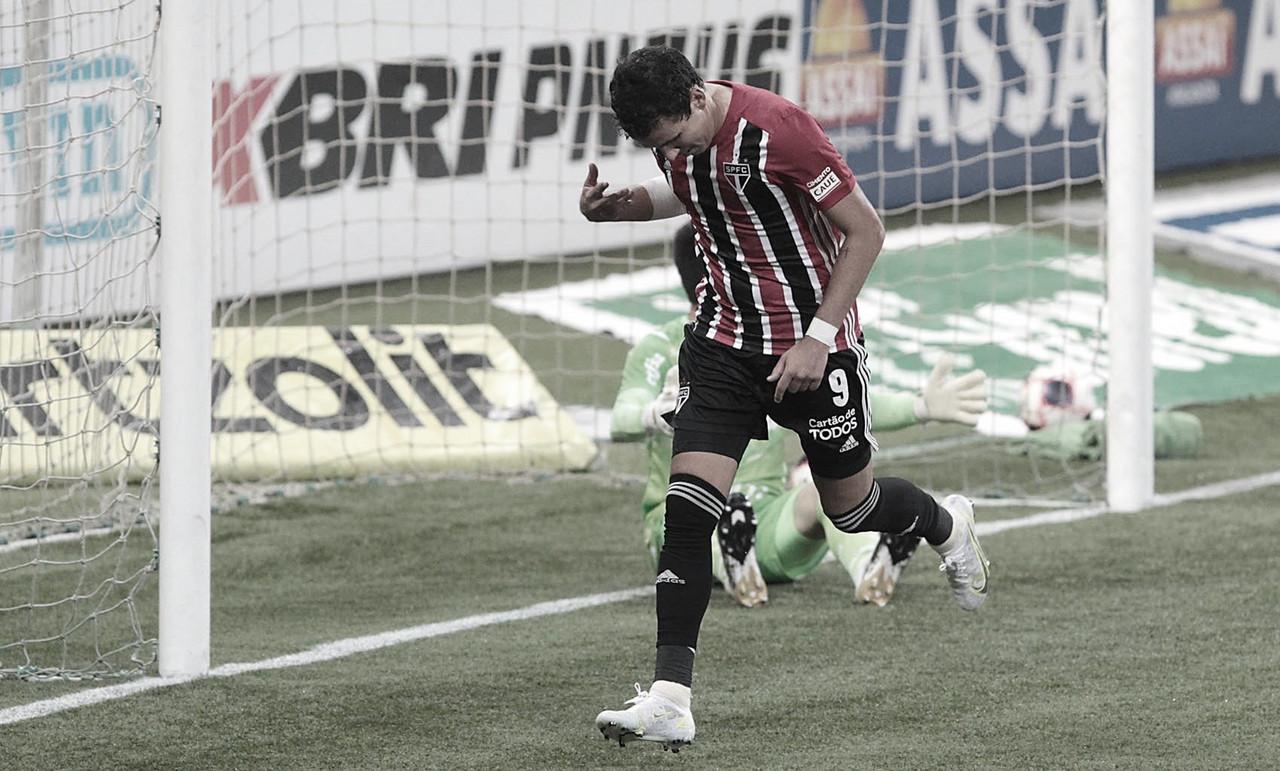 """São Paulo vence """"freguês"""" Palmeiras no Allianz Parque pelo Paulistão 2021"""