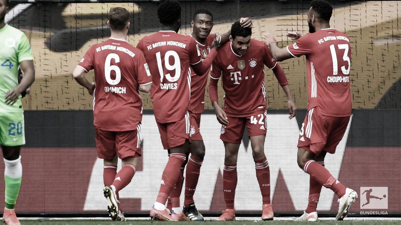 El Bayern Múnich acaricia el título
