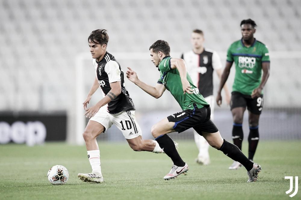 Gol e melhores momentos para Atalanta 1 x 0 Juventus pela Série A