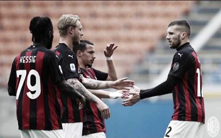 Milan vence Genoa e se consolida na vice-liderança do Campeonato Italiano