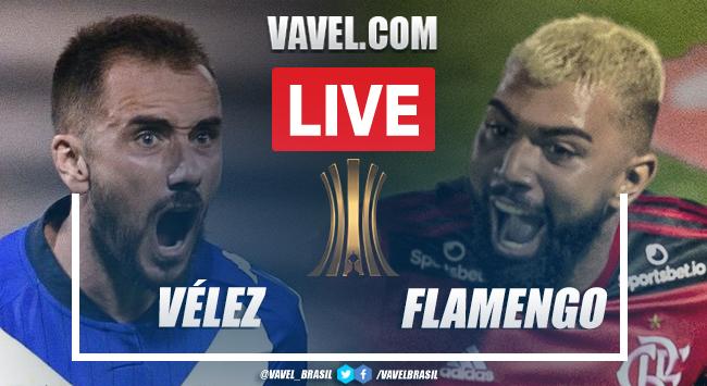 Gols e melhores momentos Vélez Sarsfield 2 x 3 Flamengo pela Libertadores 2021
