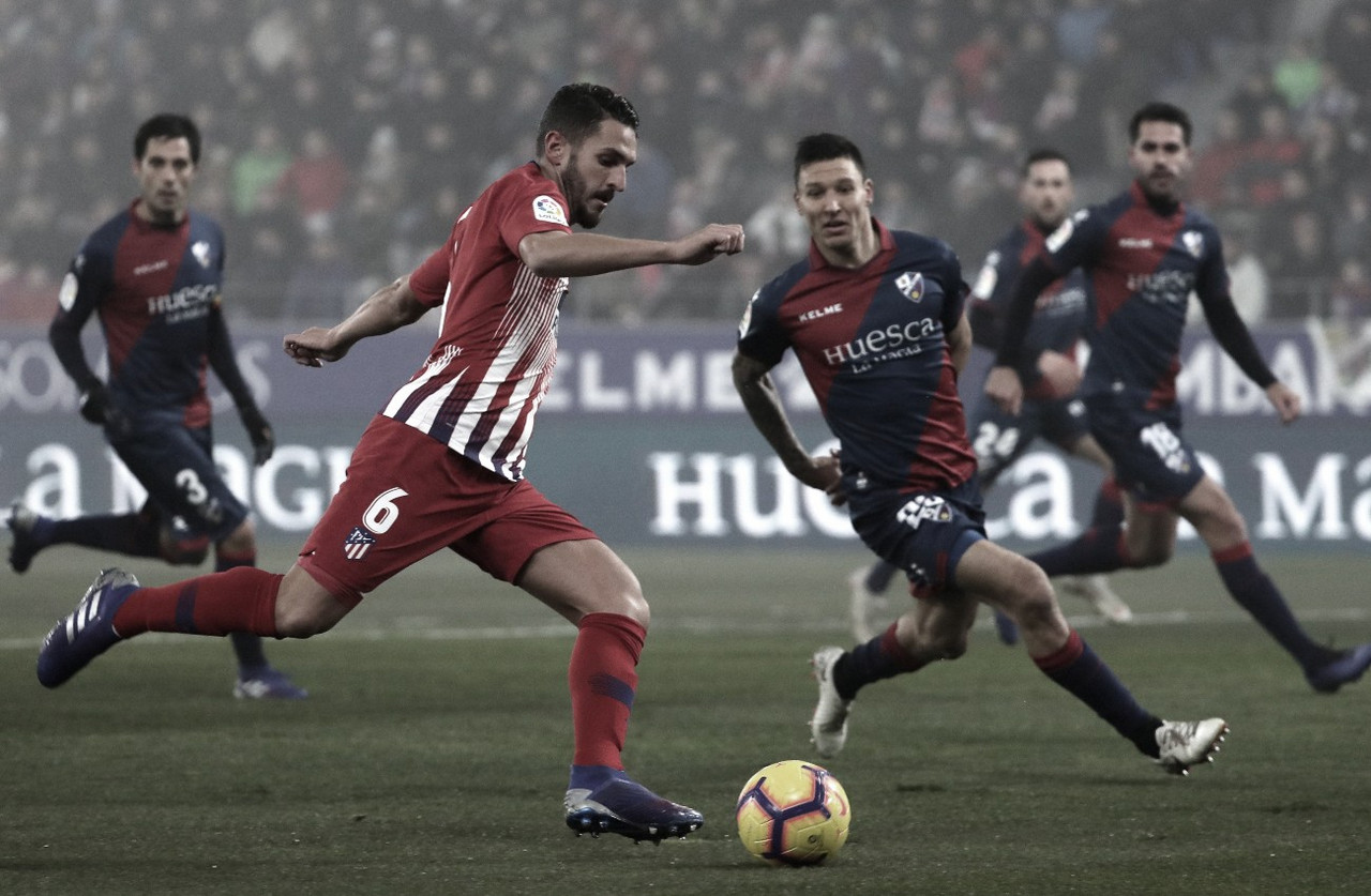 Previa Atlético de Madrid vs Huesca: camino a la gloria
