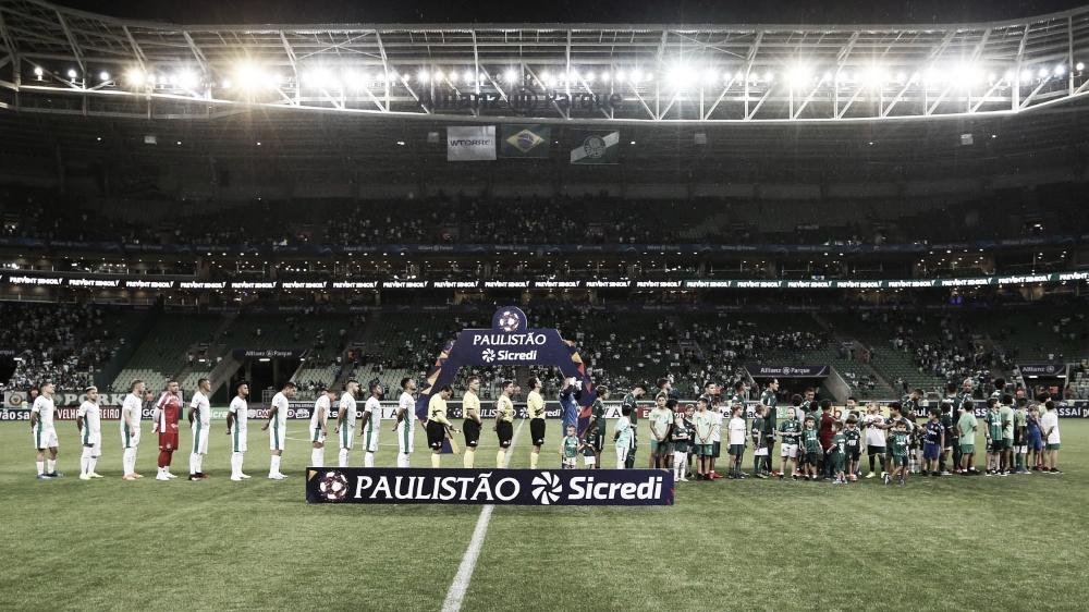 Gols e melhores momentos para Guarani 1 x 2 Palmeiras pelo Campeonato Paulista