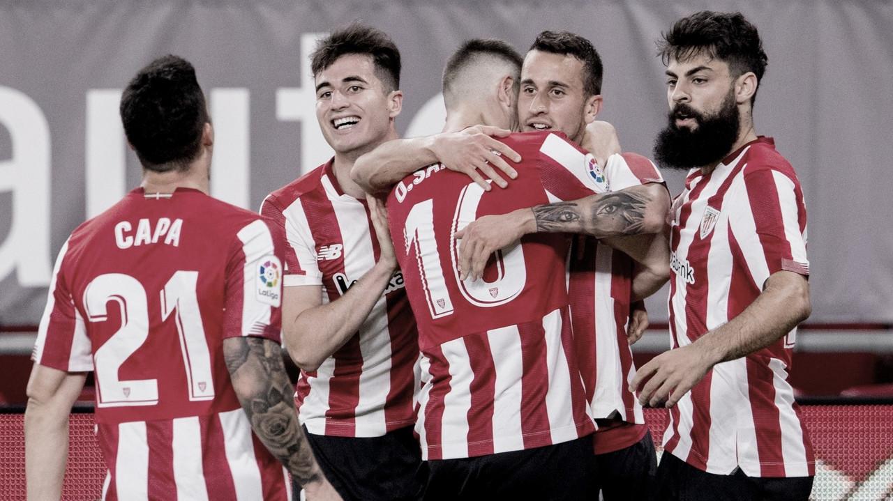 El Athletic complica el título de liga