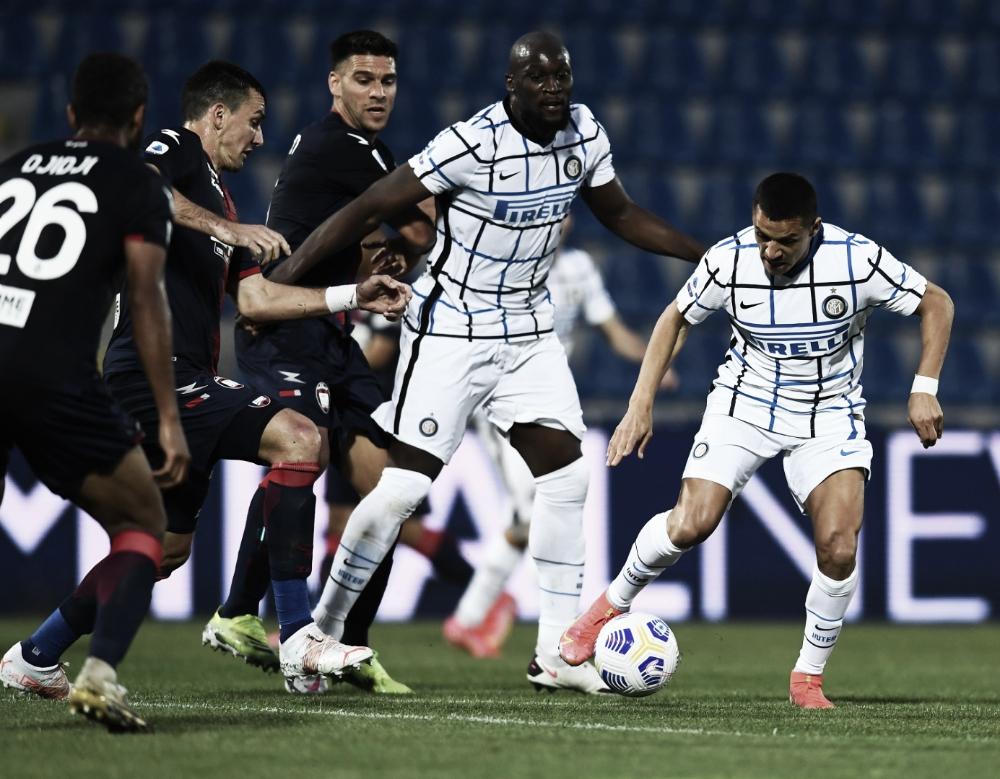 Internazionale vence Crotone fora de casa e é virtual campeã da Serie A