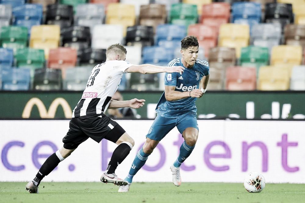 Gols e melhores momentos para Udinese 1 x 2 Juventus pela Série A