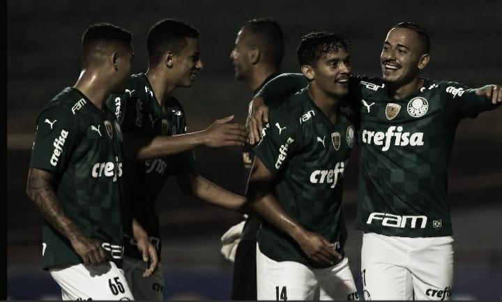 Gols e melhores momentos Santo André 0 x 1 Palmeiras pelo Campeonato Paulista