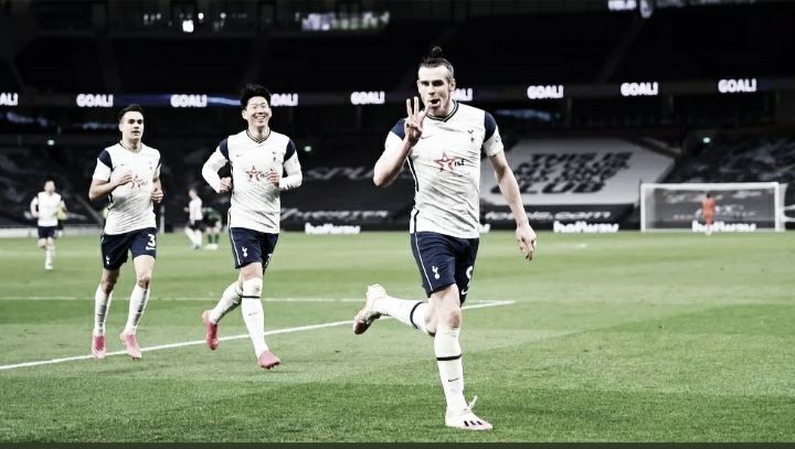 Com hat-trick de Bale e golaço de Son, Tottenham goleia Sheffield