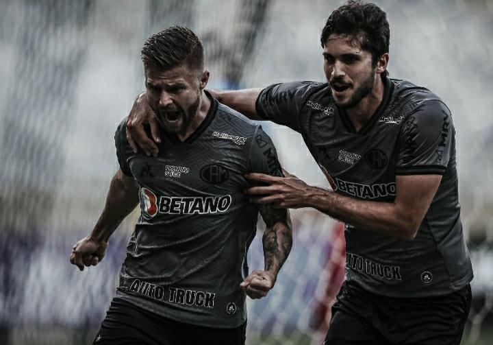 Atlético-MG empata com Tombense, mas vai para sua 15ª final do Mineiro