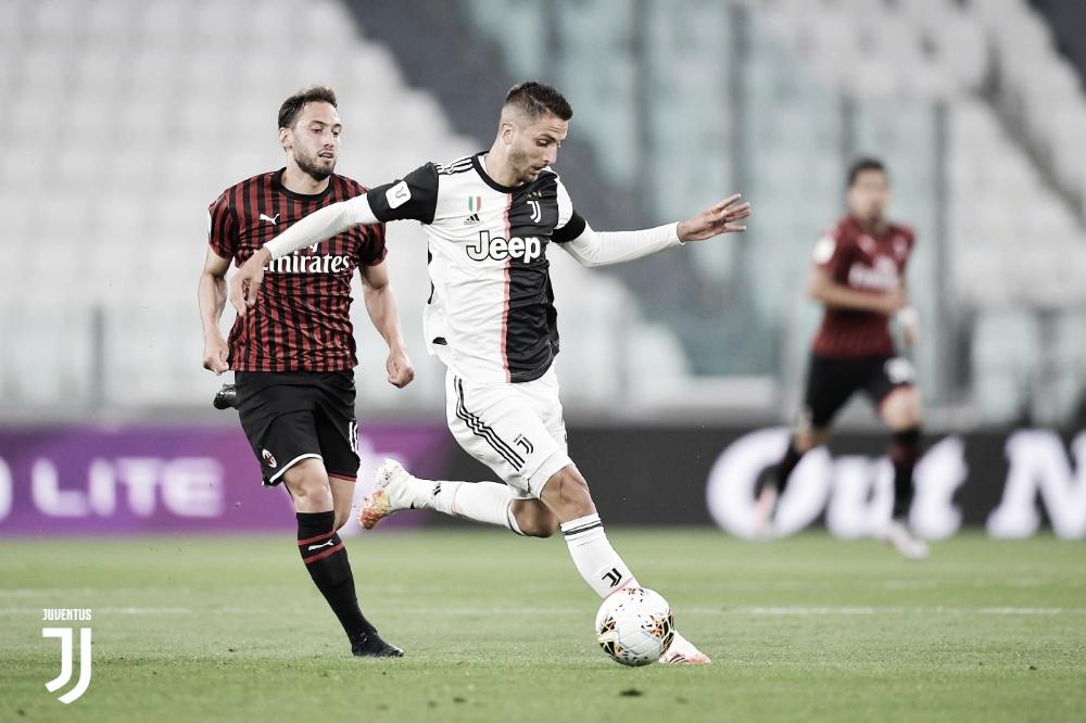 Gols e melhores momentos para Juventus 0 x 3 Milan pela Serie A