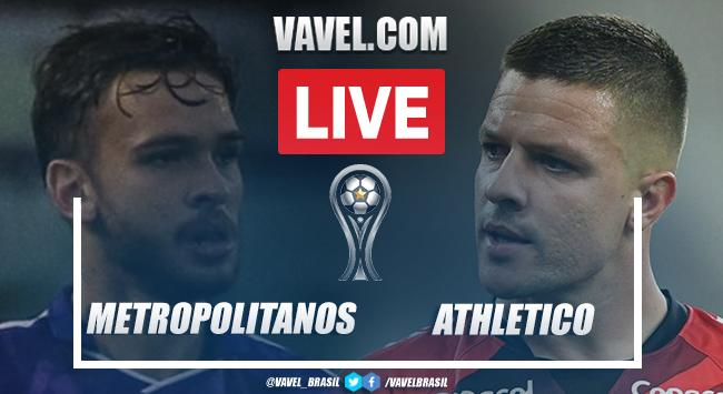 Gol e melhores momentos Metropolitanos 0x1 Athletico-PR pela Copa Sul-Americana