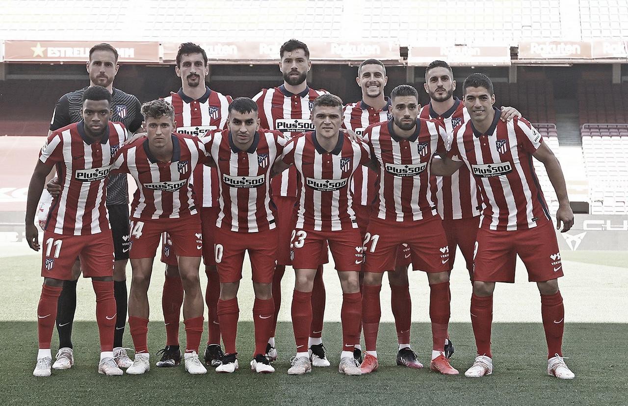 Previa Atlético de Madrid vs Real Sociedad: ganar, ganar y ganar